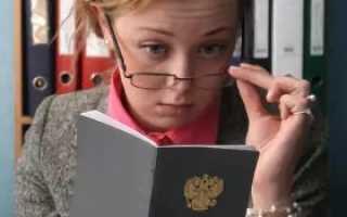 Как узнать общий трудовой стаж через Госуслуги