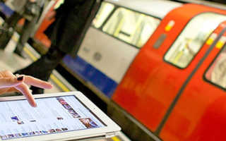 Как подключиться к интернету в метро через Госуслуги